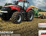 nowy case ih magnum 150x120 Nowa seria ciągników Case IH Versum CVXDrive