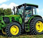 nowy john deere serii 6d 150x130 Nowe ciągniki John Deere 6M   Komfort i moc przy kompaktowych wymiarach