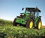 john deere 5e promocja cenowa 2012 150x127 Coraz więcej innowacji w ciągnikach John Deere o mocy 100 KM