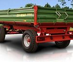 pronar przyczepy 150x128 Spada zainteresowanie nowymi przyczepami rolniczymi