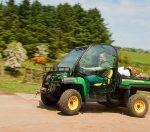 john deere gator 190 150x132 Precyzyjna aplikacja gnojowicy od John Deere i Vogelsang