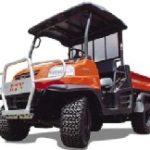 kubota rtv900 190 150x150 Kubota prezentuje nowy model ciągnika L1 382