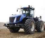 new holland t9 190 150x127 Nowy Fendt 936 Vario i Horsch Tiger AS na Kujawach   VIDEO