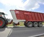 lely tigo xr 190 150x126 Przyczepa Lely Tigo XR Combi do traw i kukurydzy