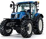 new holland t6 150x127 New Holland poszerza serię ciągników T6 o dwa nowe modele