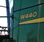 jd w440 190 150x142 Kombajn John Deere W330, W440   układ omłotu   jak to działa? (VIDEO)