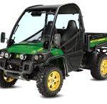 jd gator xuv825i 190 150x146 John Deere serii 7030 – sprawdzone i cenione ciągniki o mocy 175 220 KM (VIDEO)