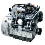 bobcat doosan silnik 150x150 Bobcat TL43.80HF AGRI   wydajny pomocnik w gospodarstwie