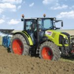 claas arion 400 1 150x150 Ciągniki CLAAS ARION 400 teraz z normą StageV inowym flagowym modelem