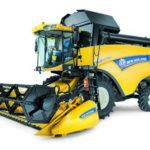new holland cx 6090 150x150 Kombajny New Holland serii CX z nowymi funkcjami