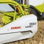 claas vario 930 2 150x150 CLAAS wprowadza nową serię TRION wśredniej klasie kombajnów
