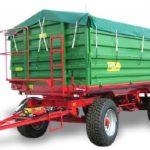 przyczepa db 12 500 150x150 Spada zainteresowanie nowymi przyczepami rolniczymi