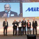 mitas dostawc 2015 150x150 CLAAS z nową strukturą zarządzania