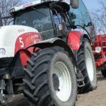 Steyr Kverneland siew kukurydzy 150x150 Wiosna w CGFP: ciągniki Case IH w akcji   FOTO