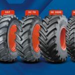 Mitas Premium a 150x150 Continental wprowadza w oponach Tractor technologię N.flex