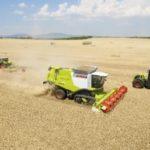 Class niwa 150x150 CLAAS LEXION 6800 w jęczmieniu – pokazy w Agro Land   FOTO