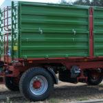 Pronar przyczepy 150x150 Styczeń drugim miesiącem wzrostów na rynku przyczep rolniczych