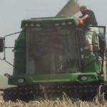 John Jeere W330 pokaz kombajnu 150x150 Kombajn John Deere W330, W440   układ omłotu   jak to działa? (VIDEO)