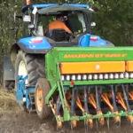 New Holland siewnik Amazone filmy rolnicze 150x150 250 tysięcy sprzedanych siewników Amazone