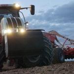 CGFP siew pszenicy 2015 Kverneland Steyr film 150x150 Wielkogabarytowy zbiór słomy: Krone BIG PACK 1290 XC i Case IH Magnum 310   WIDEO