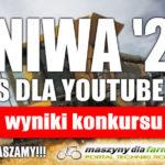 """Zniwa 2015 wyniki konkursu 150x150 KONKURS FILMOWY """"PODSUMOWANIE SEZONU POLOWEGO 2016"""""""