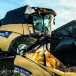 New Holland CX Tier4B 2016 150x150 Dwa kombajny New Holland CX 8090 w akcji   FOTO