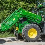John Deere ladowacze serii R 150x150 Majowe wyniki sprzedaży nowych ciągników rolniczych
