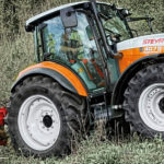 Steyr traktor lesny 150x150 Steyr poszerza gamę ciągników Terrus o model 6250 CVT
