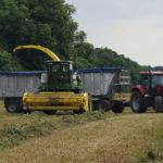 CGFP sieczkarnia John Deere Claas Case Steyr lucerna 2016 film 150x150 Tysiące ha kukurydzy w CGFP vs. John Deere S790i, Case IH 9240, 8240