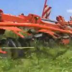 Kuhn GrassMaster pokazy polowe 2016 film 150x150 KUHN GF seria 1012: przetrząsanie pokosu na uwrociach równie ważne