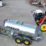 Joskin system napelniania opryskiwaczy 150x150 Nowy wóz czyszczący MODULO 2 HYDRO VACUU firmy Joskin