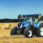 New Holland T6 150x150 John Deere podsumowuje rok. Udany czas w segmencie dużych ciągników