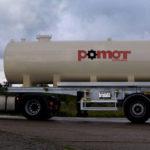 Pomot Chojna transportery gnojowicy TIR 150x150 Aluminiowa obudowa skrzyni biegów w rozsiewaczach POMOT