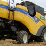 New Holland CX zniwa 2016 film 150x150 Dwa kombajny New Holland CX 8090 w akcji   FOTO