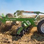 Amazone Catros 7 8 9 150x150 Crushboard osiąga silny efekt rozdrabniania i wyrównywania gleby.