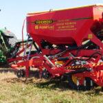 Strip Till uprawa pasowa Vaderstad Spirit 150x150 Uprawa i siew w technologiach uproszczonych   szkolenie w KPODR Minikowo (FOTO)