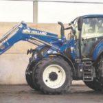New Holland T5.120 150x150 T6 Methane Power nagrodzony