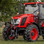 Zetor Major 80 HS 150x150 Wyniki sprzedaży nowych ciągników po I kwartale