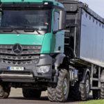 Mercedes Benz Arocs 2051 AK 44 agrotruck 150x150 Nowa wersja ciągnika KRAFT 2017C4 firmy KRAWIEC TRAKTOR