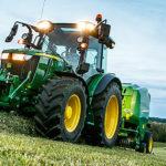John Deere 5R nowosc Mazurskie Agro Show 150x150 Farmet Fantom 1250 PRO – uprawowy gigant   VIDEO