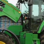 John Deere SESAM elektryczny traktor 150x150 GridCON   autonomiczny ciągnik elektryczny zasilany przewodem