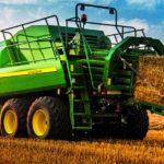 John Deere prasa Big Baler L1500 2017 150x150 Nowe prasy Kuhn VB serii 3100