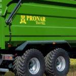 Pronar przyczepa skorupowa T669XL 150x150 Krach na rynku przyczep rolniczych