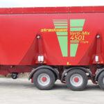 Strautmann Verti Mix trzy slimakowy woz paszowy 150x150 Nowy wóz paszowy EVOLUTION PRO firmy Alima Bis
