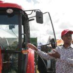 Zetor Zambia 1 150x150 Pininfarina i Zetor współpracują nad nową linią ciągników