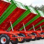 Pronar przyczepy rolnicze 2017 150x150 Styczeń drugim miesiącem wzrostów na rynku przyczep rolniczych