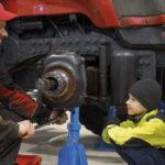 """Valtra Serwis maszyn 150x150 """"Nowa jakość"""" nowych ciągników rolniczych"""