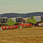 Claas pokazy Agro Land 2017 foto 150x150 Retro traktory powróciły do Minikowa – VIDEO