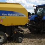 New Holland T6 BR7060 zniwa2017 film 150x150 New Holland T6.155 z rozsiewaczem Pomot UPR10   VIDEO