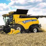 New Holland CR10 90 150x150 System Smart Ploughing firmy Kuhn nagrodzony na Argitechnice 2017